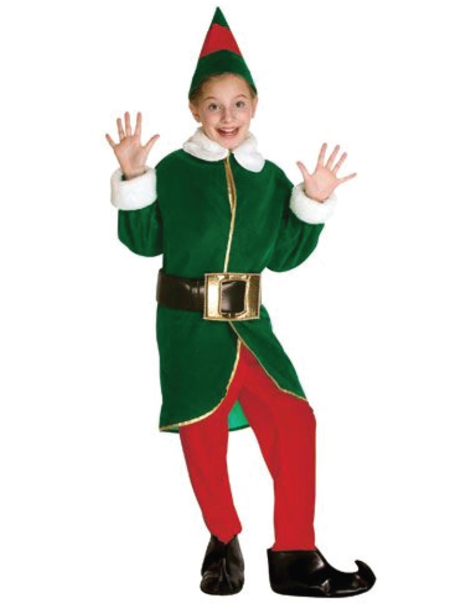 RASTA IMPOSTA PRODUCTS Elf Deluxe Costume - Child