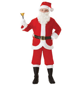 Santa Suit Costume - Child