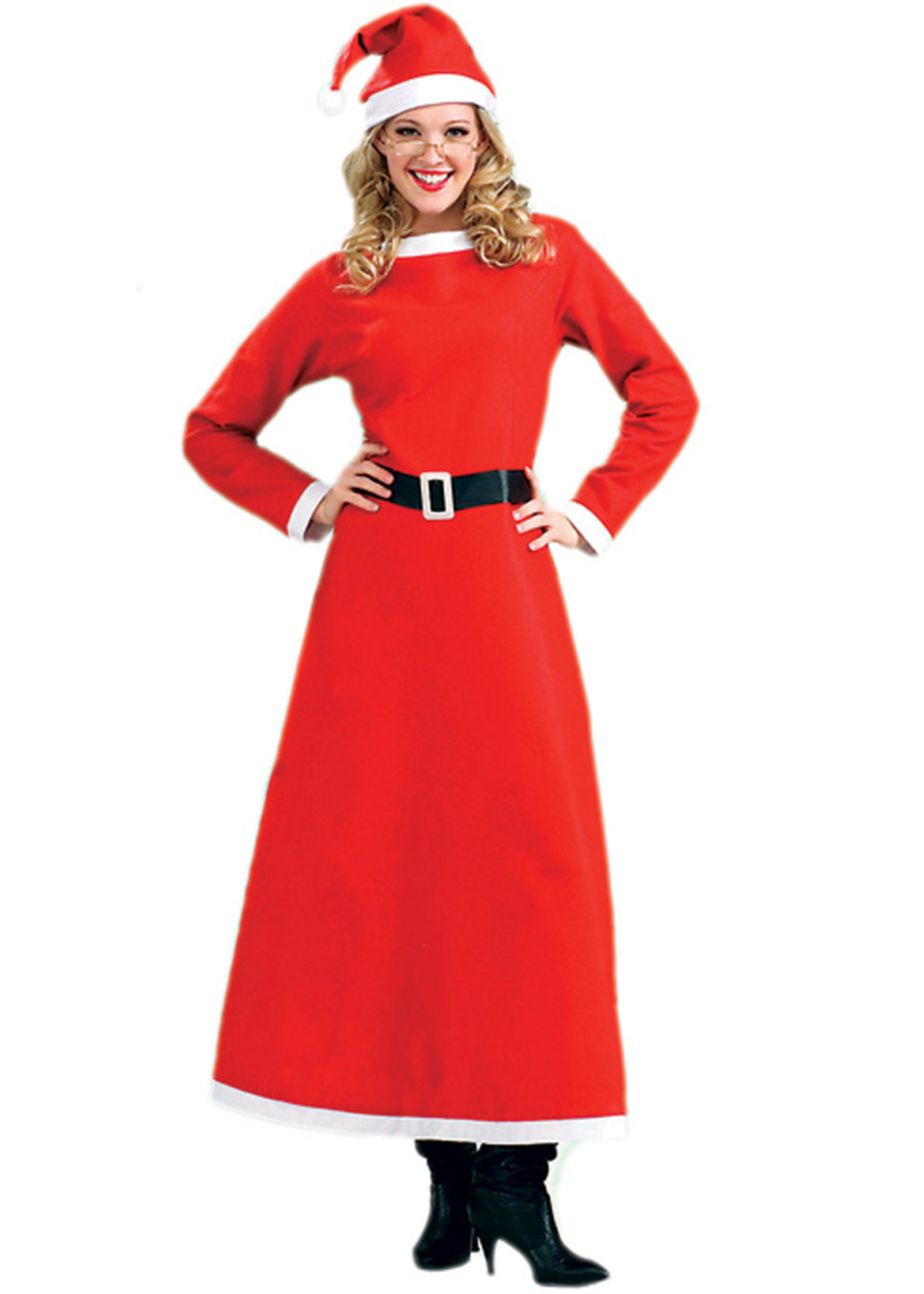 Simply Mrs. Santa Costume - Women's