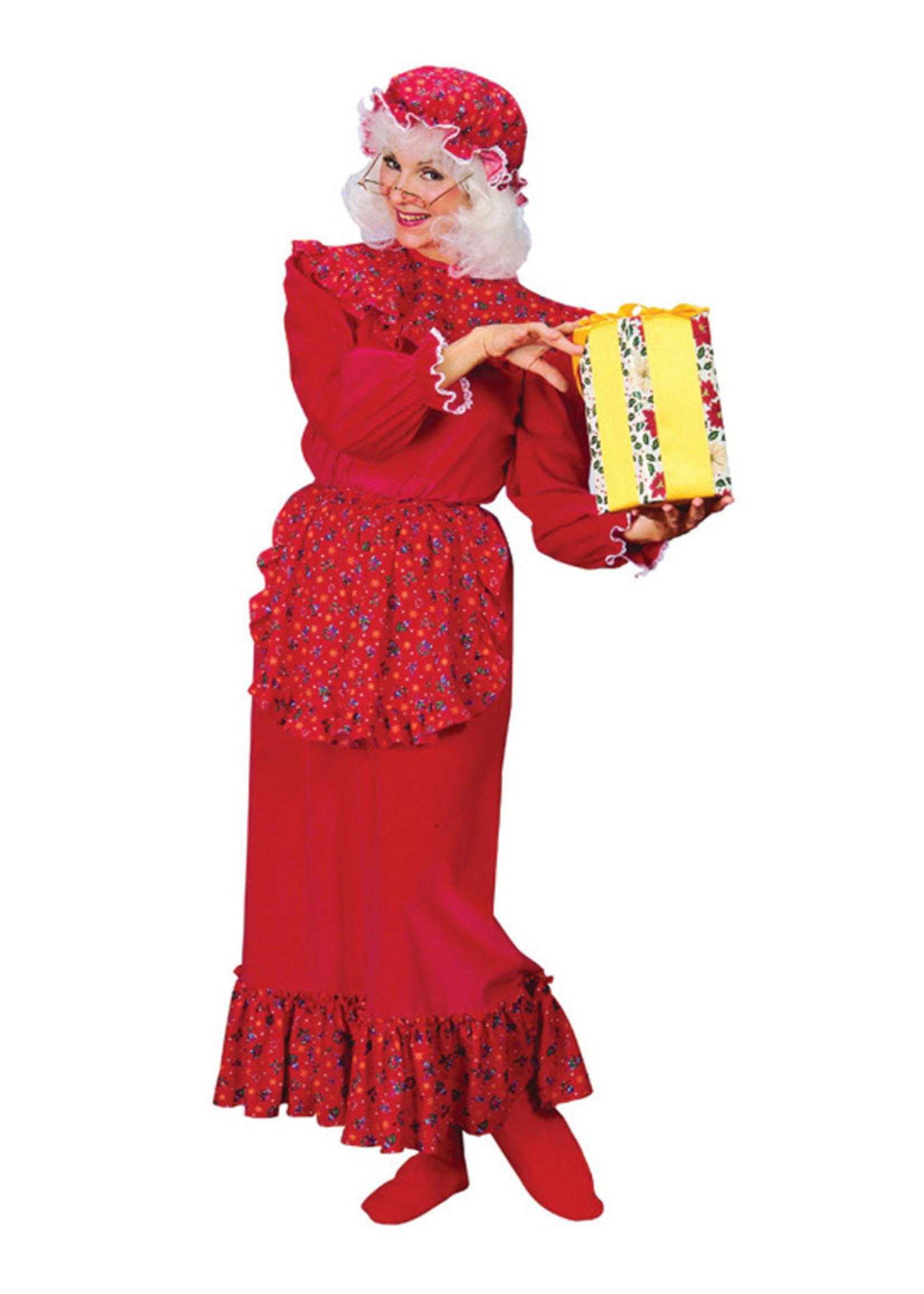 RUBIES Mrs. Claus Costume - Women's