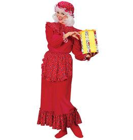 Mrs. Claus Costume - Women's