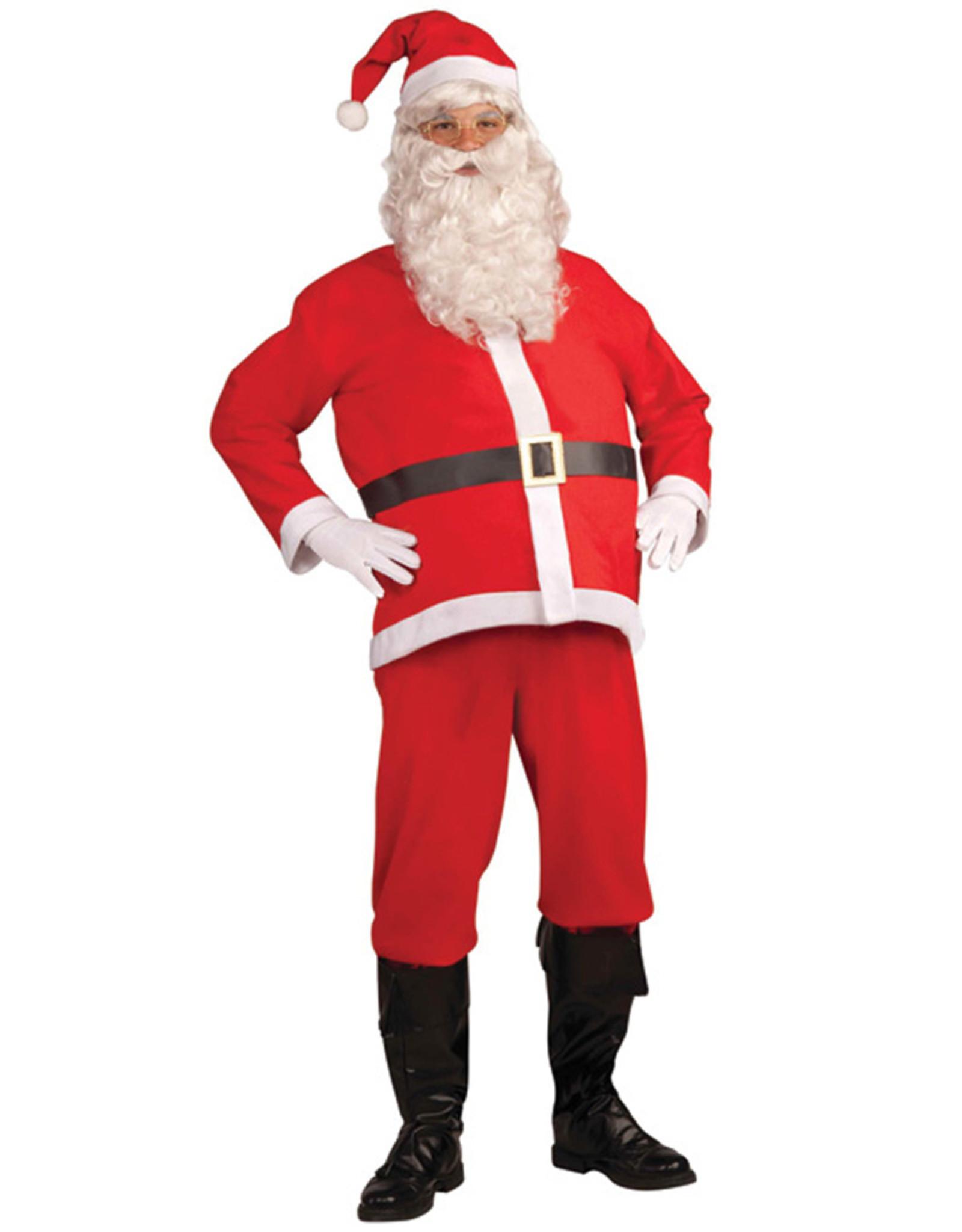 Promo Santa Claus Costume - Men's