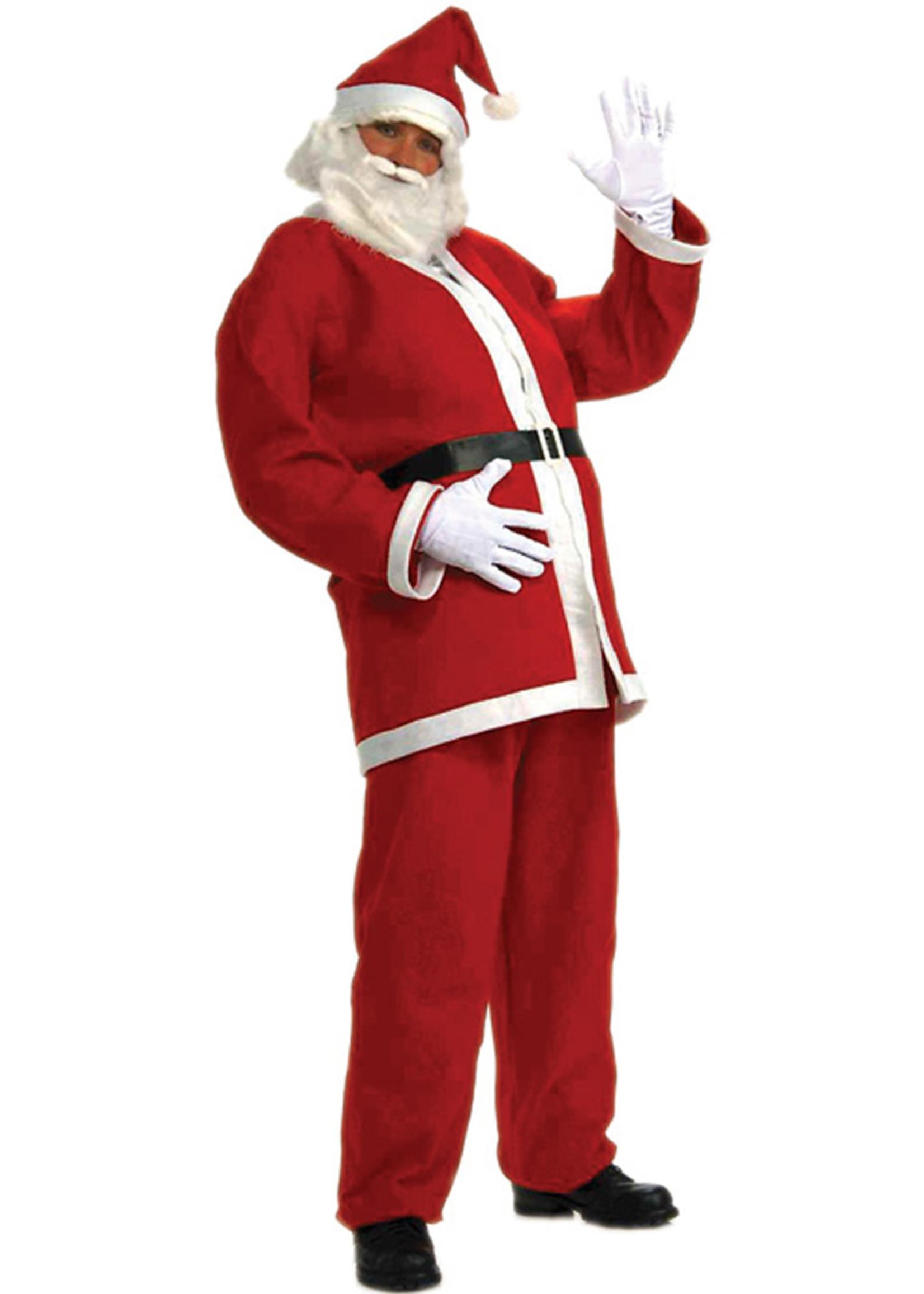 Simply Santa Costume - Men's