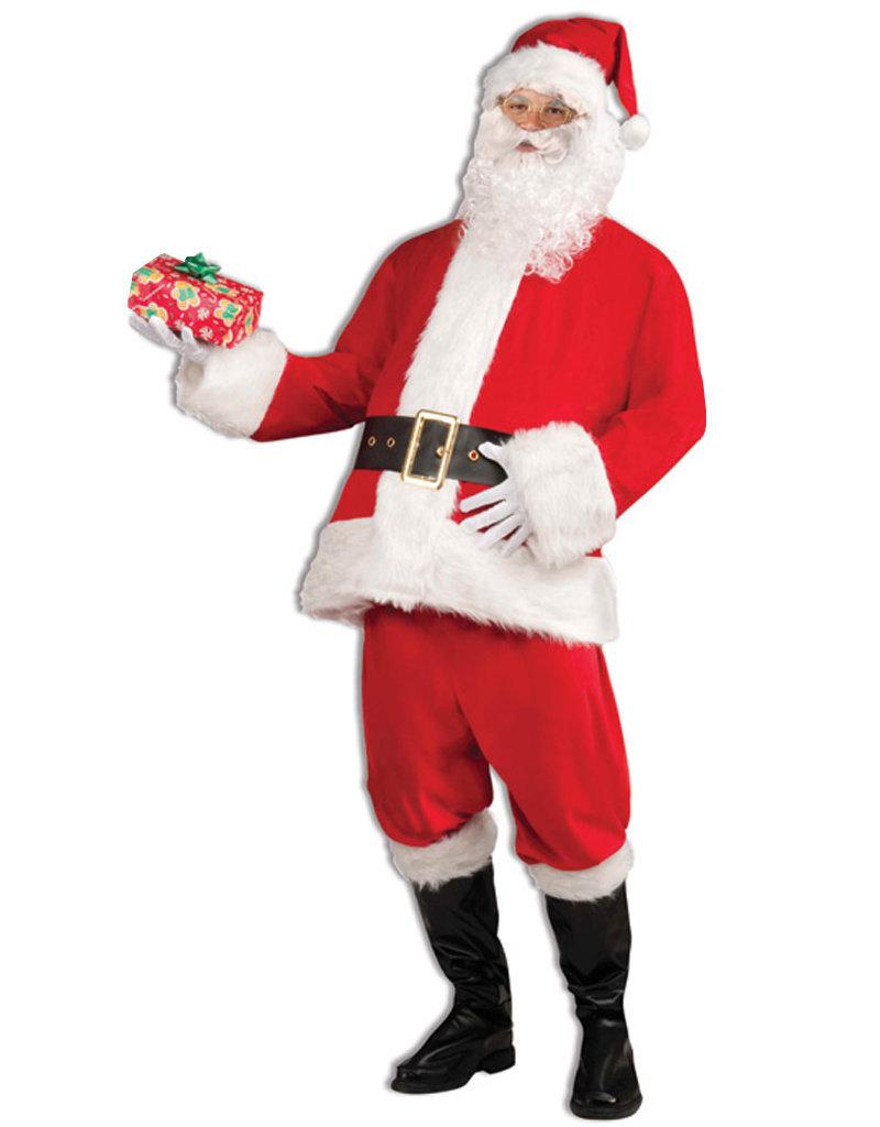 Santa Claus Costume - Men's
