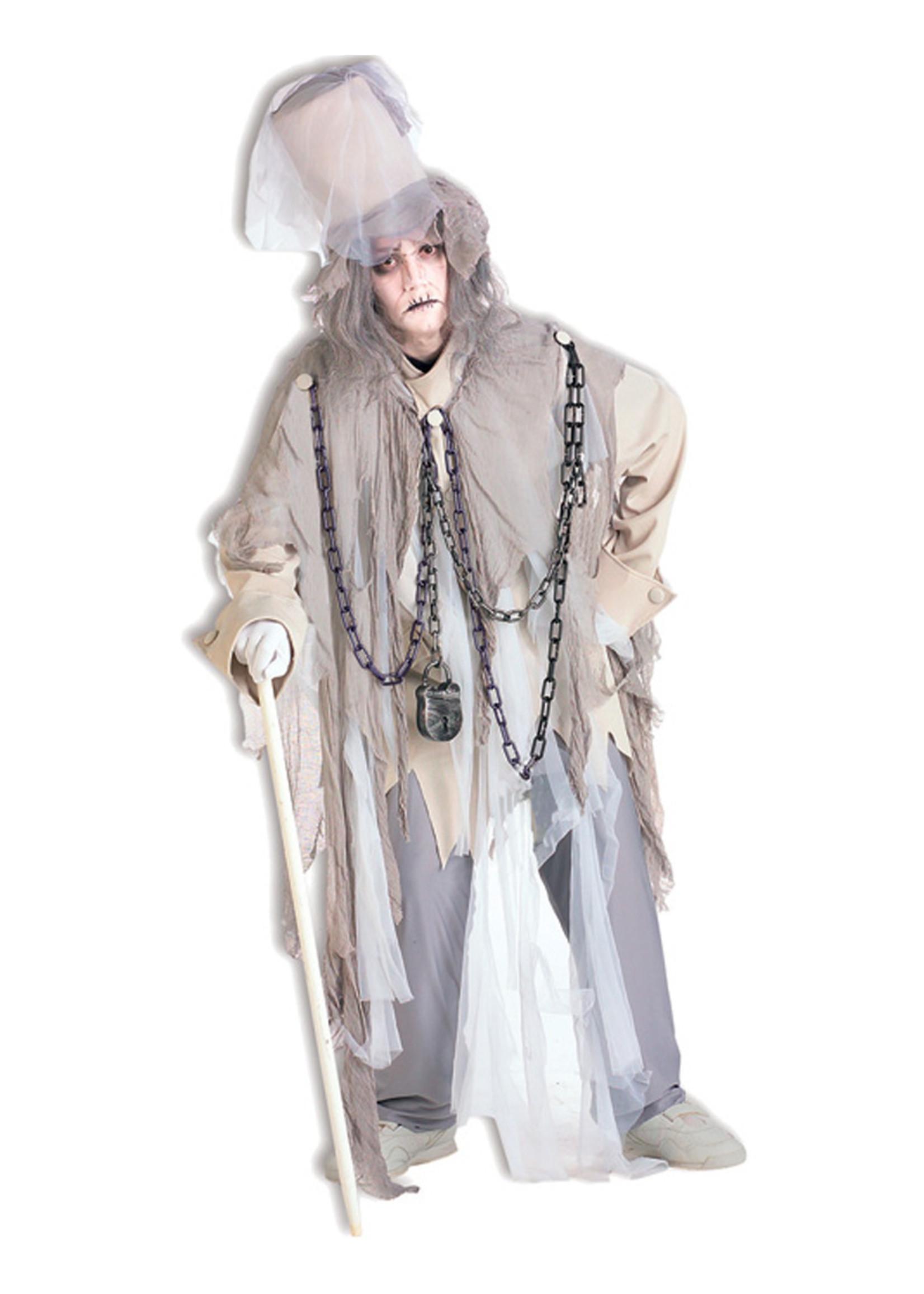 FORUM NOVELTIES Jacob Marley Costume - Men's