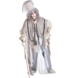 Jacob Marley Costume - Men's