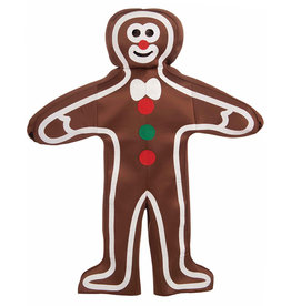 FORUM NOVELTIES Gingerbread Man Costume - Men's