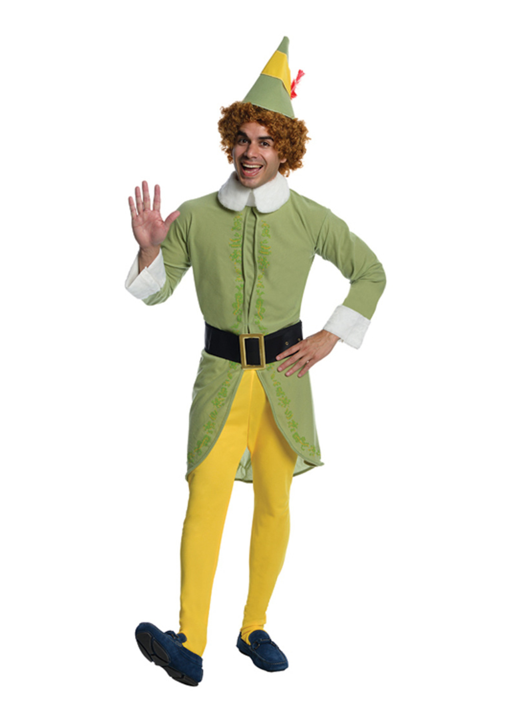 Buddy the Elf Costume - Men's