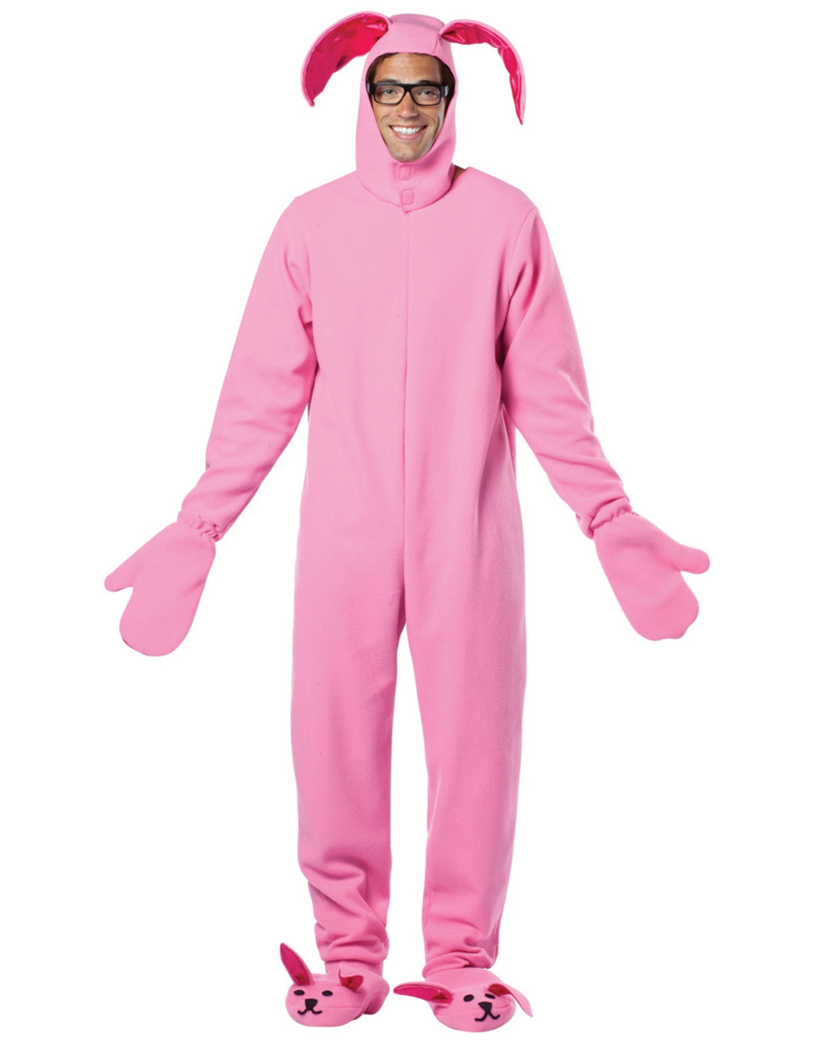 RASTA IMPOSTA PRODUCTS A Christmas Story Bunny Suit - Men's