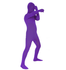 Purple Morphsuit Costume - Boy's