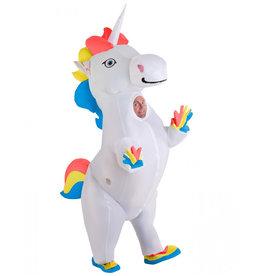 LOFTUS INTERNATIONAL Prancing Unicorn Inflatable - Adult
