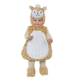 UNDERWRAPS Llama Belly Baby - Toddler