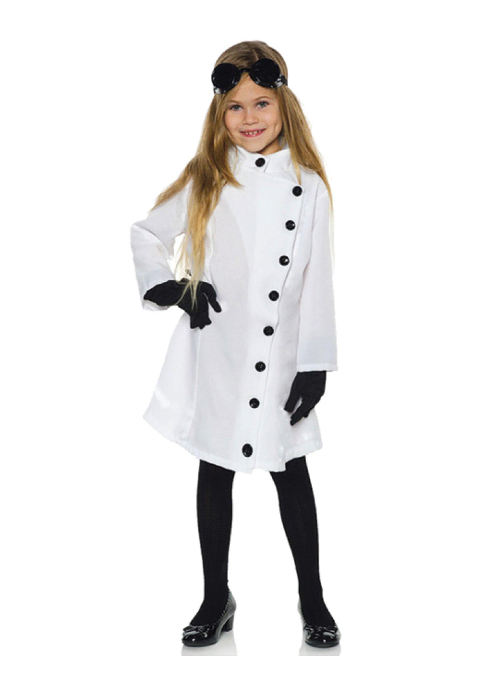 Mad Science Costume - Girls