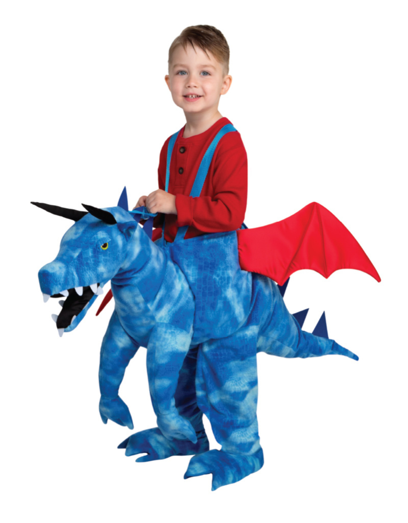 Dashing Dragon  Ride On (Up to size 6) - Toddler