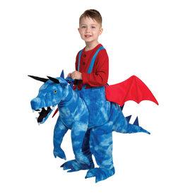 Dashing Dragon  Ride On (Up to size 6) - Toddler