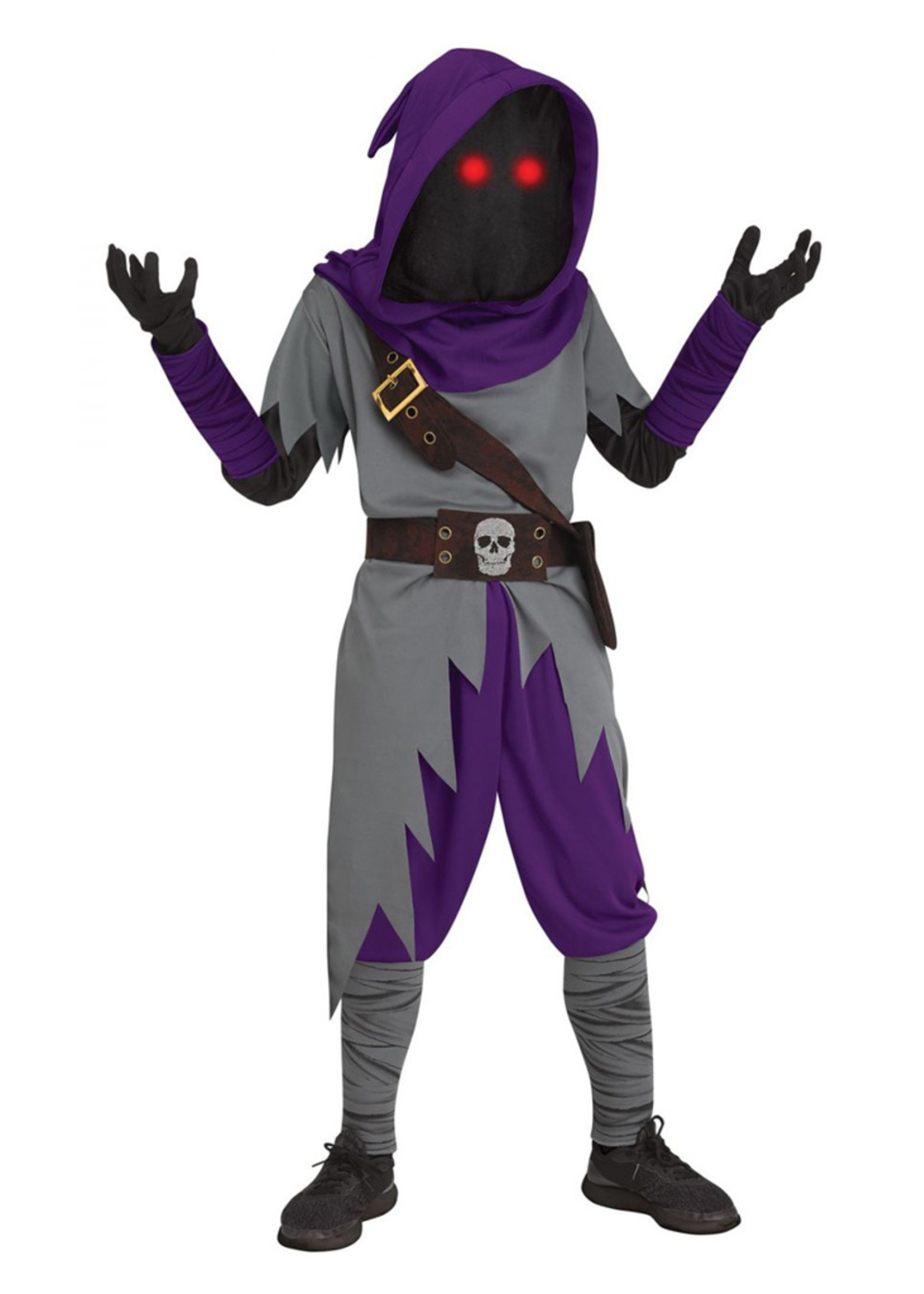 Mage Fade In/Out Costume - Boys