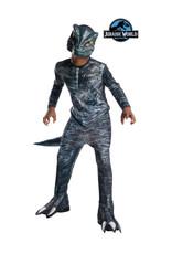 Velociraptor Blue Costume - Boys