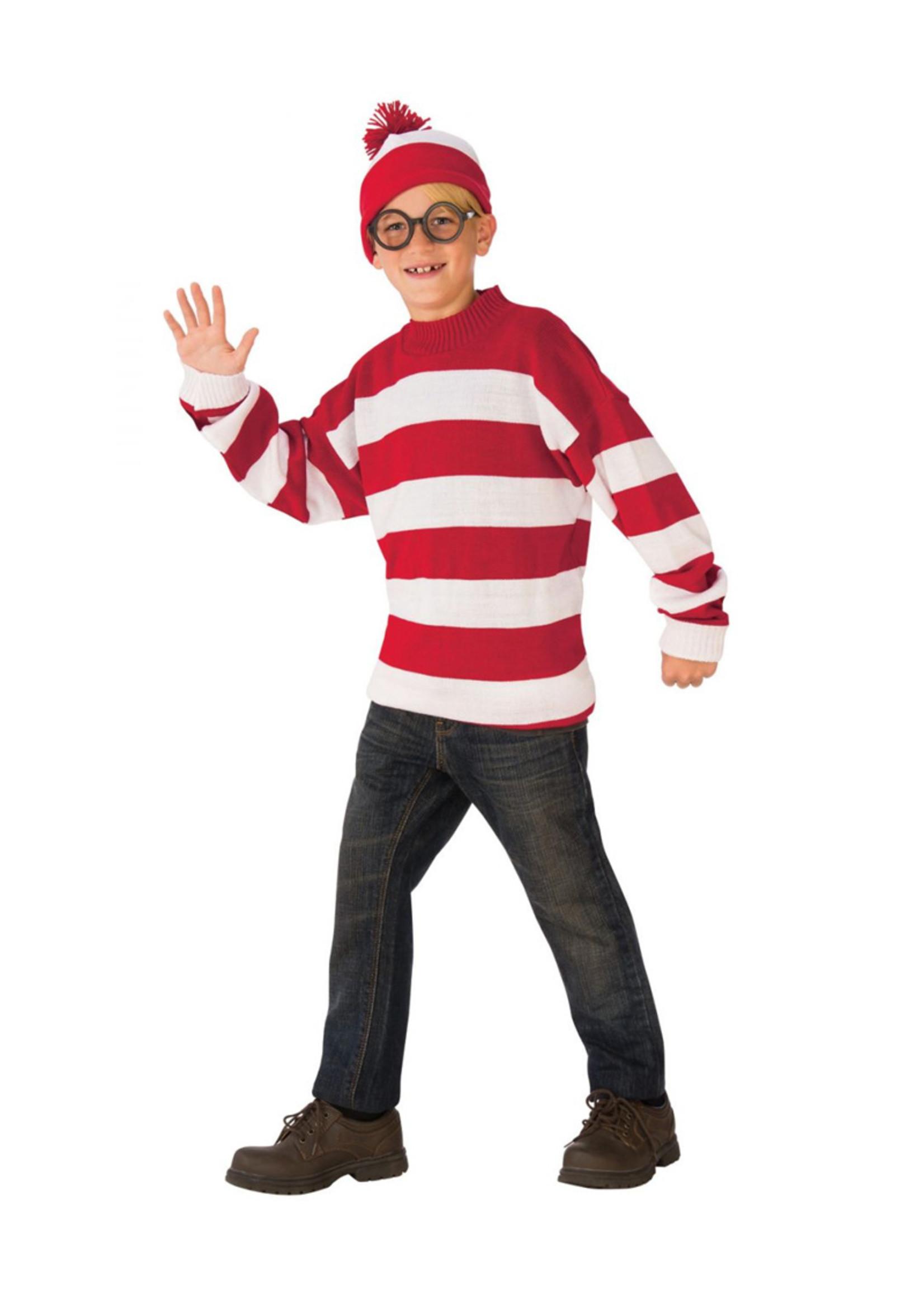 Deluxe Where's Waldo - Boys