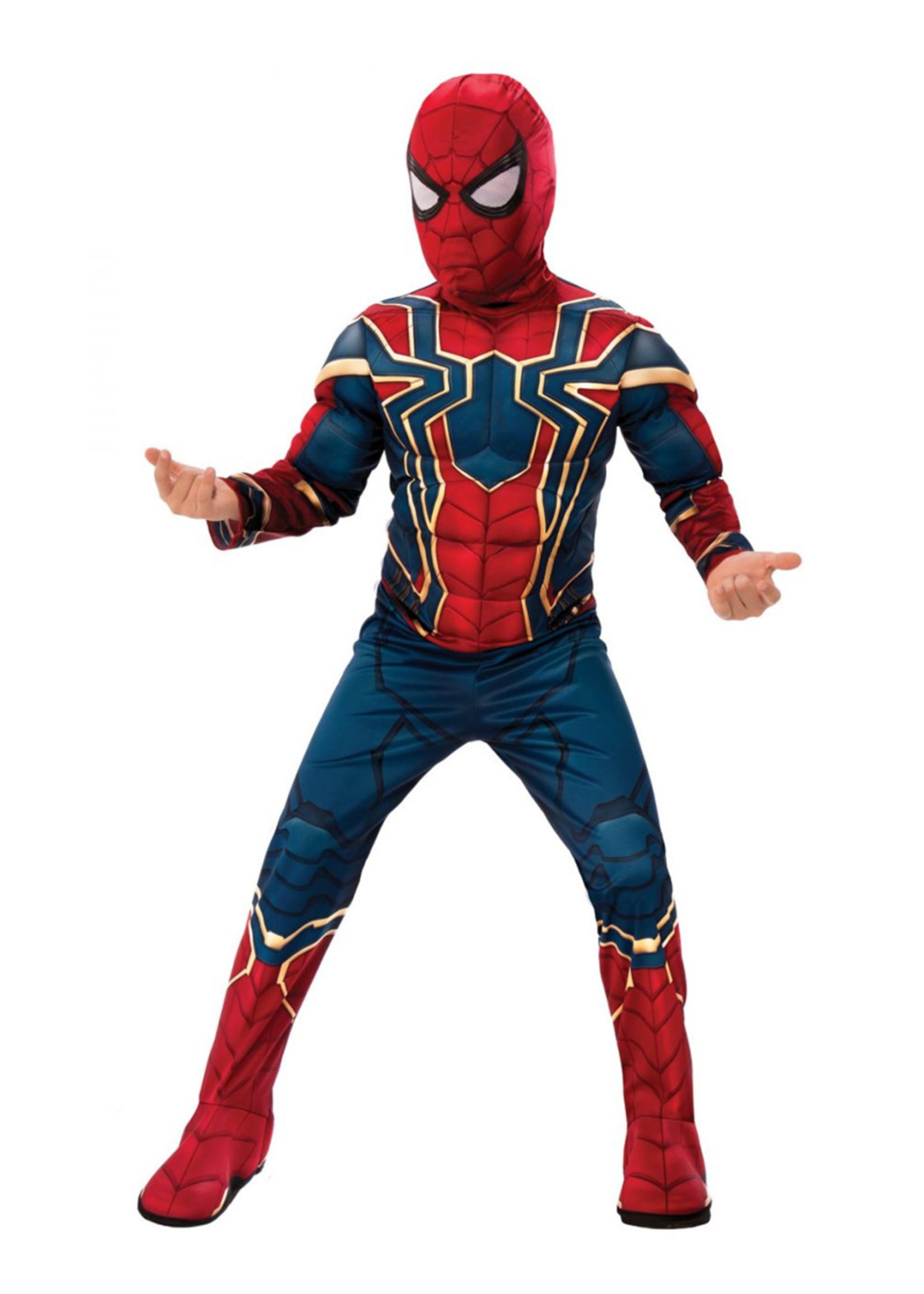 Endgame Deluxe Iron Spiderman - Boys