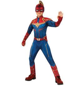 Deluxe Captain Marvel - Girls