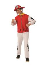 Paw Patrol Marshall Jumpsuit - Adult