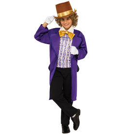 Willy Wonka - Youth