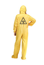 Hazmat Costume - Youth