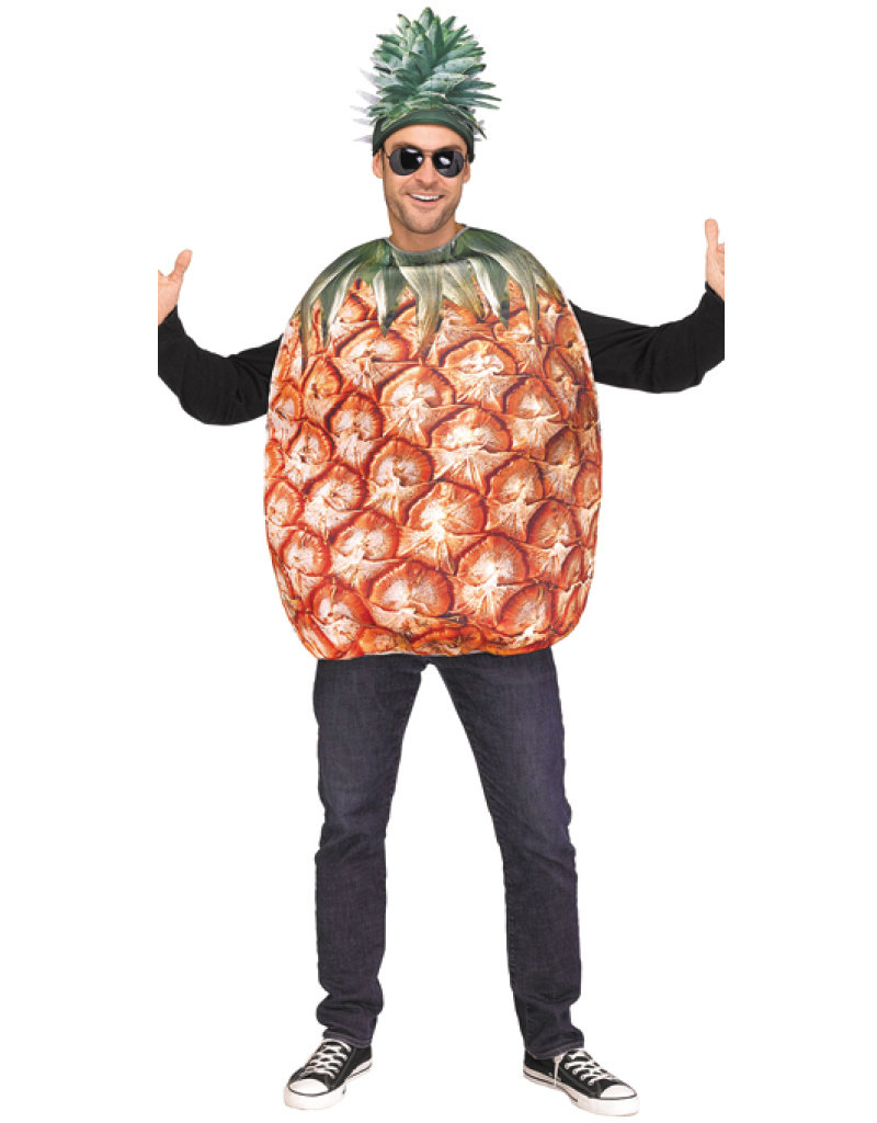 Pineapple Costume - Adult