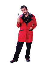 Casanova  Smoking Jacket - Adult