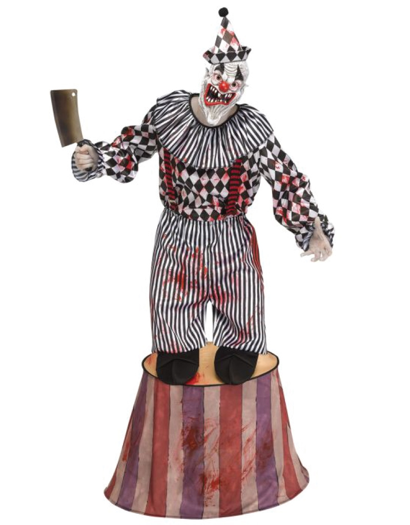 Big Top Tiny Terror - Adult