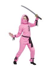 Pink Ninja - Girls