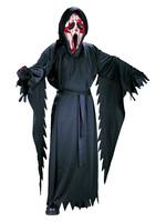 FUN WORLD Bleeding Ghost Face Costume - Boys