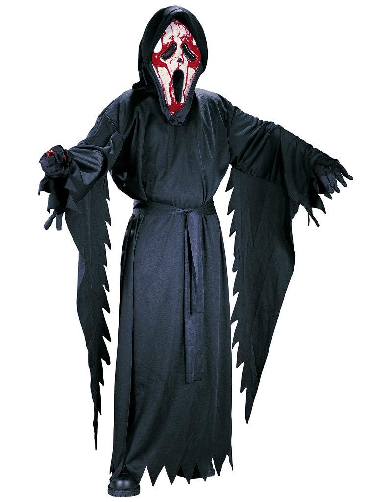 Bleeding Ghost Face Costume - Boys