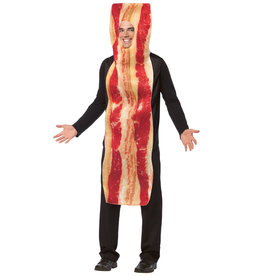Bacon Strip Costume - Adult