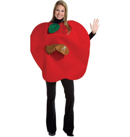 Apple w/ Worm Costume - Adult