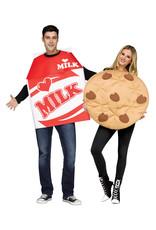 Cookies and Milk Costume - Adult