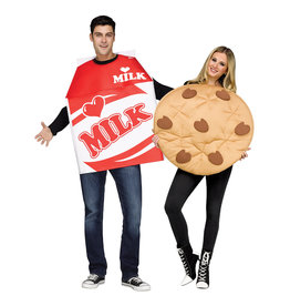 Cookies and Milk Costume - Adult
