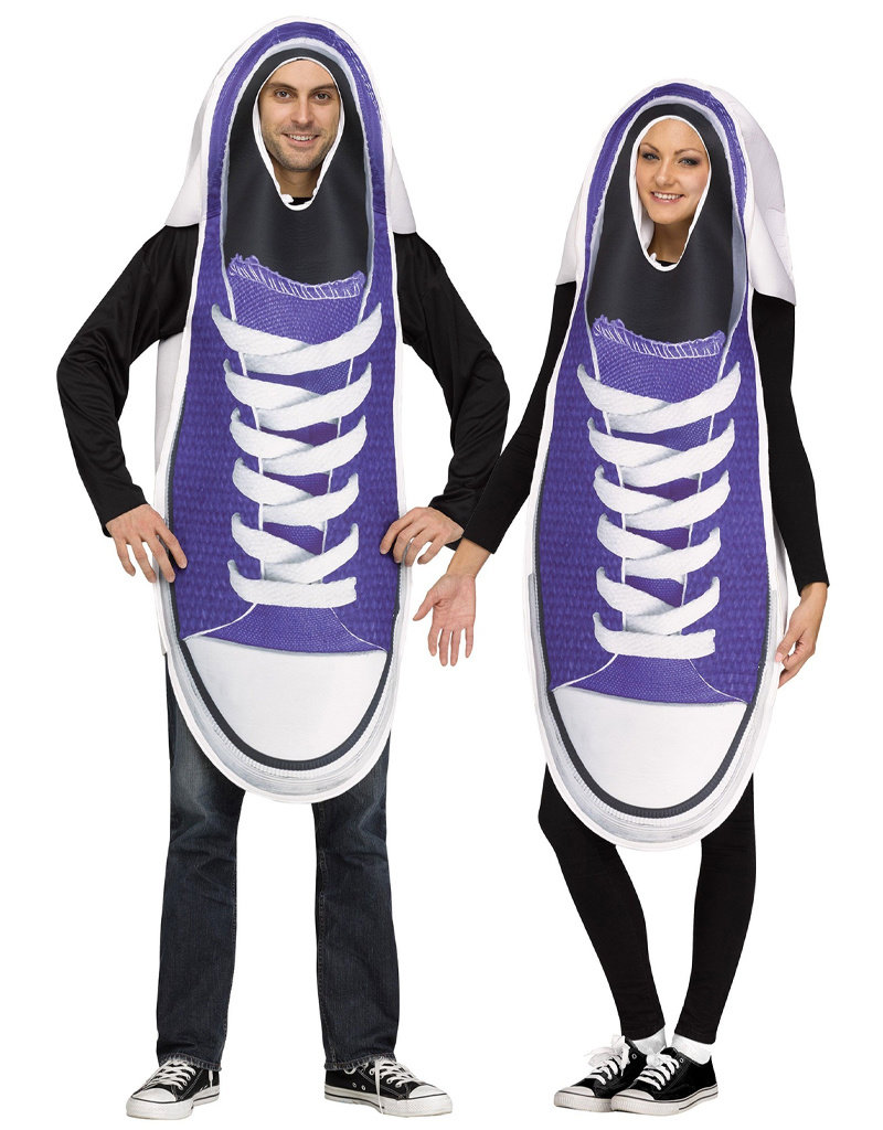 Pair of Sneaker's Costume - Adult