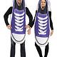Pair of Sneaker's Costume - Adult