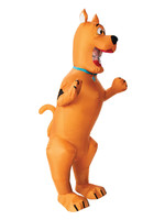 Scooby-Doo Inflatable Costume - Adult