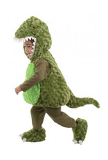 UNDERWRAPS Green T-Rex Bubble Costume - Toddler