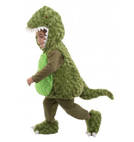 Green T-Rex Bubble Costume - Toddler