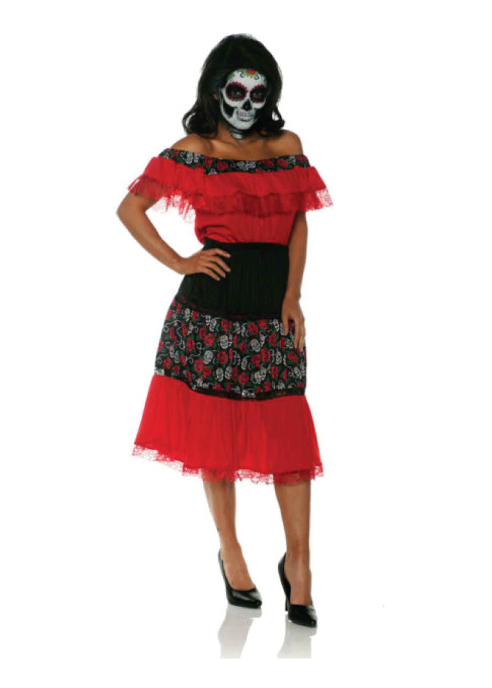 Skull Senorita - Women's