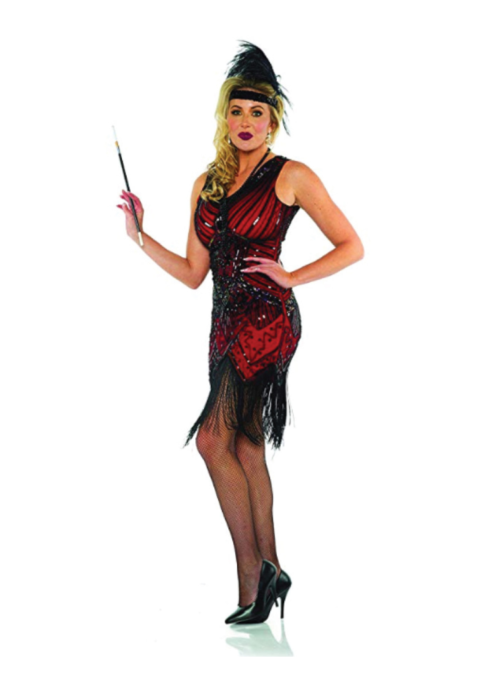 UNDERWRAPS Scarlet Dress Costume - Women