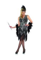 UNDERWRAPS Platinum Dress Costume - Women