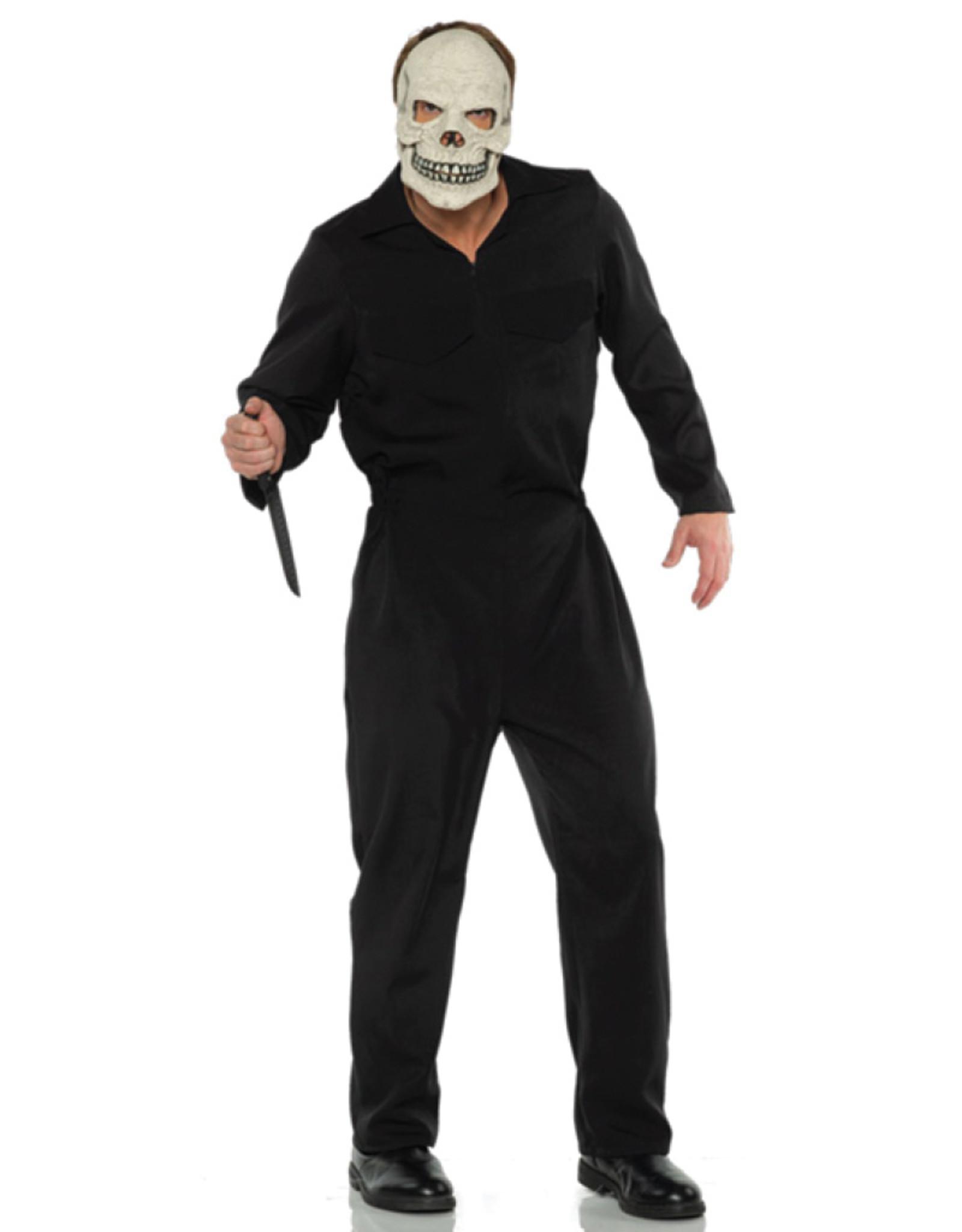 Boiler Black Suit - Men