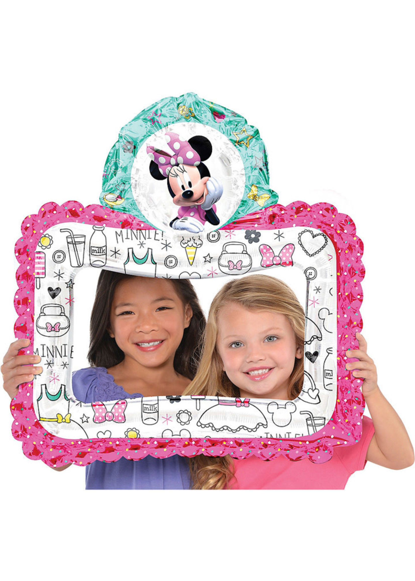 Inflatable Minnie Mouse Balloon Frame