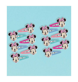 Minnie Mouse Happy Helpers Hair Accessories - 12 ct
