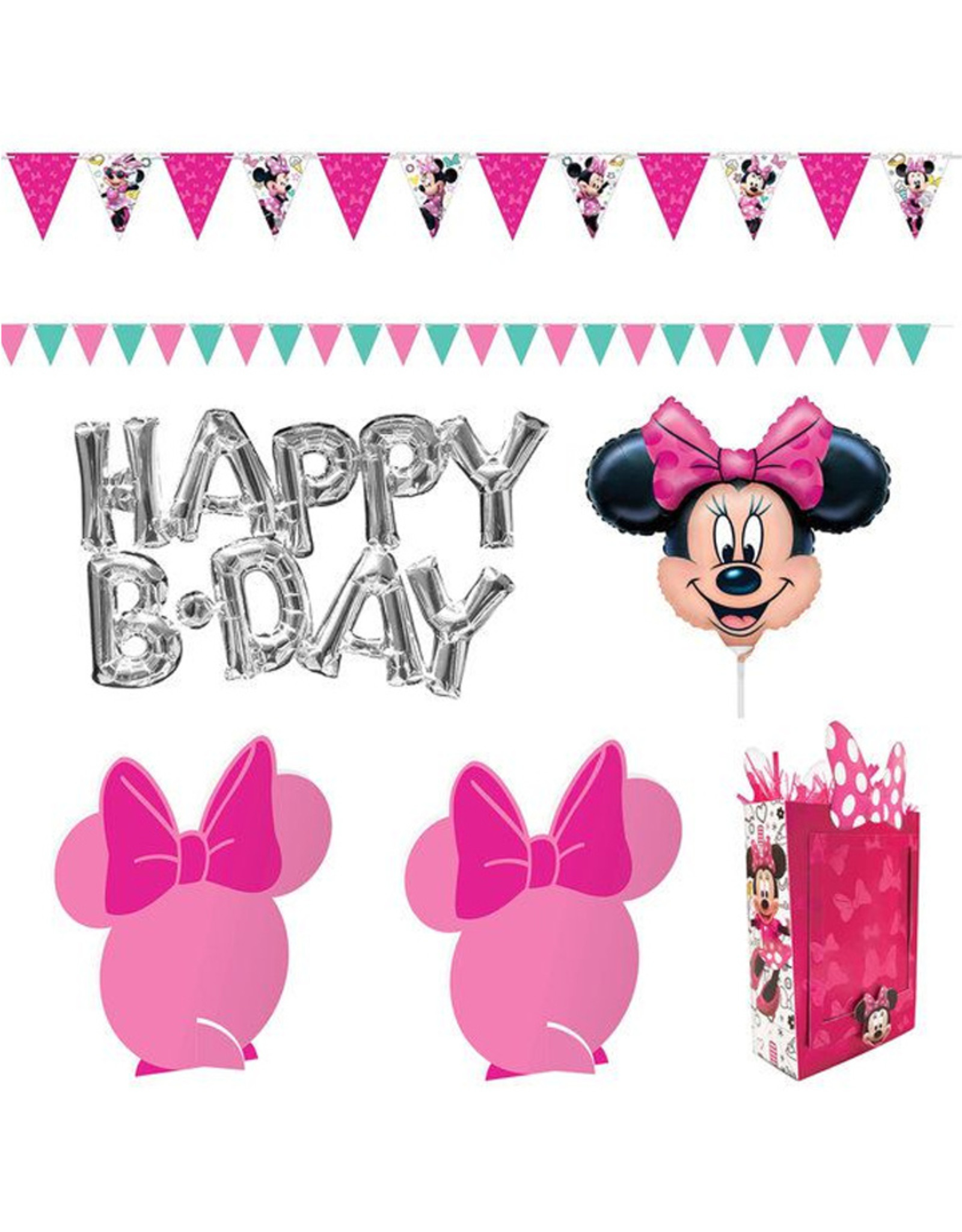 Minnie Mouse Happy Helpers Decorating Kit