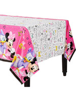 Minnie Mouse Happy Helpers Plastic Rectangle Table Cover